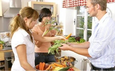Вегетарианство диета солнечным светом
