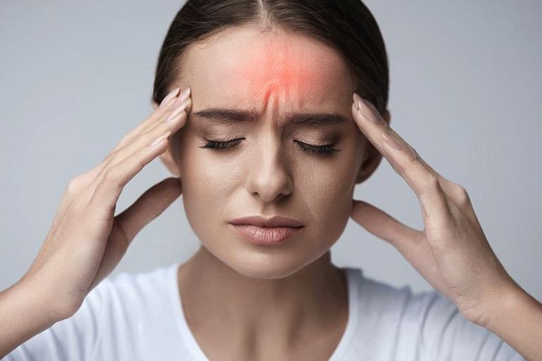 Спасение от мигрени